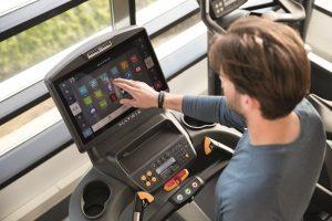 Meer dan Fitnesstoestellen alleen algemeen beeld Matrix fitness