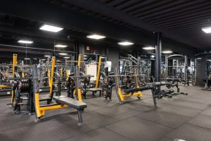 Kracht toestellen Matrix Fitness